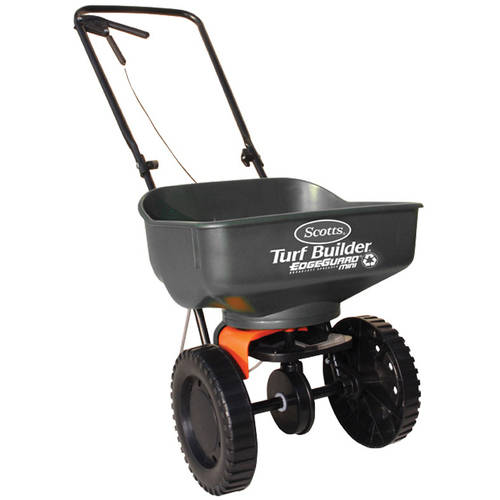 Scotts Turf Builder EdgeGuard Mini Broadcast Eco Spreader
