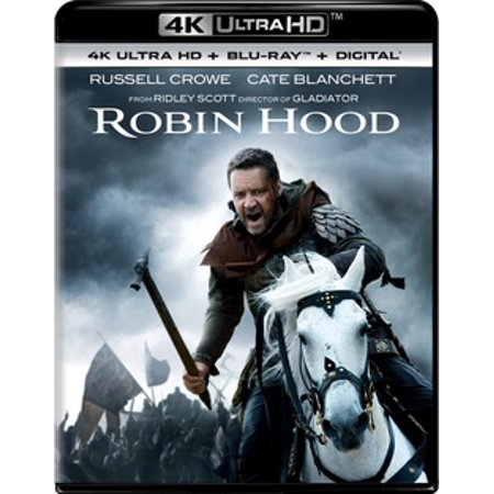 Revival Robin Mark - Robin Hood (4K Ultra HD)