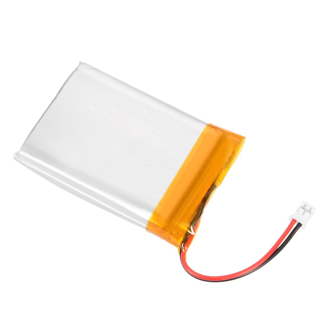 Power Supply DC 3.7V 2300mAh 924260 Rechargeable Lithium Polymer Li-Po Battery - image 2 de 5