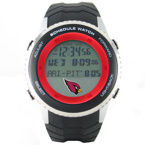 "Arizona Cardinals NFL Men's"" Schedule"" Watch"
