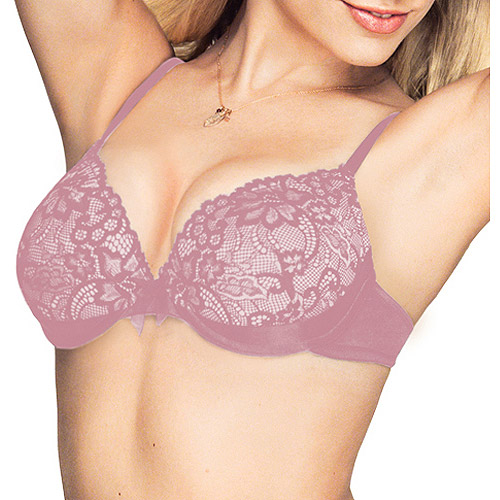Maidenform Sweet Nothings Women's Amazing Lace Push-Up Bra, Style 08429