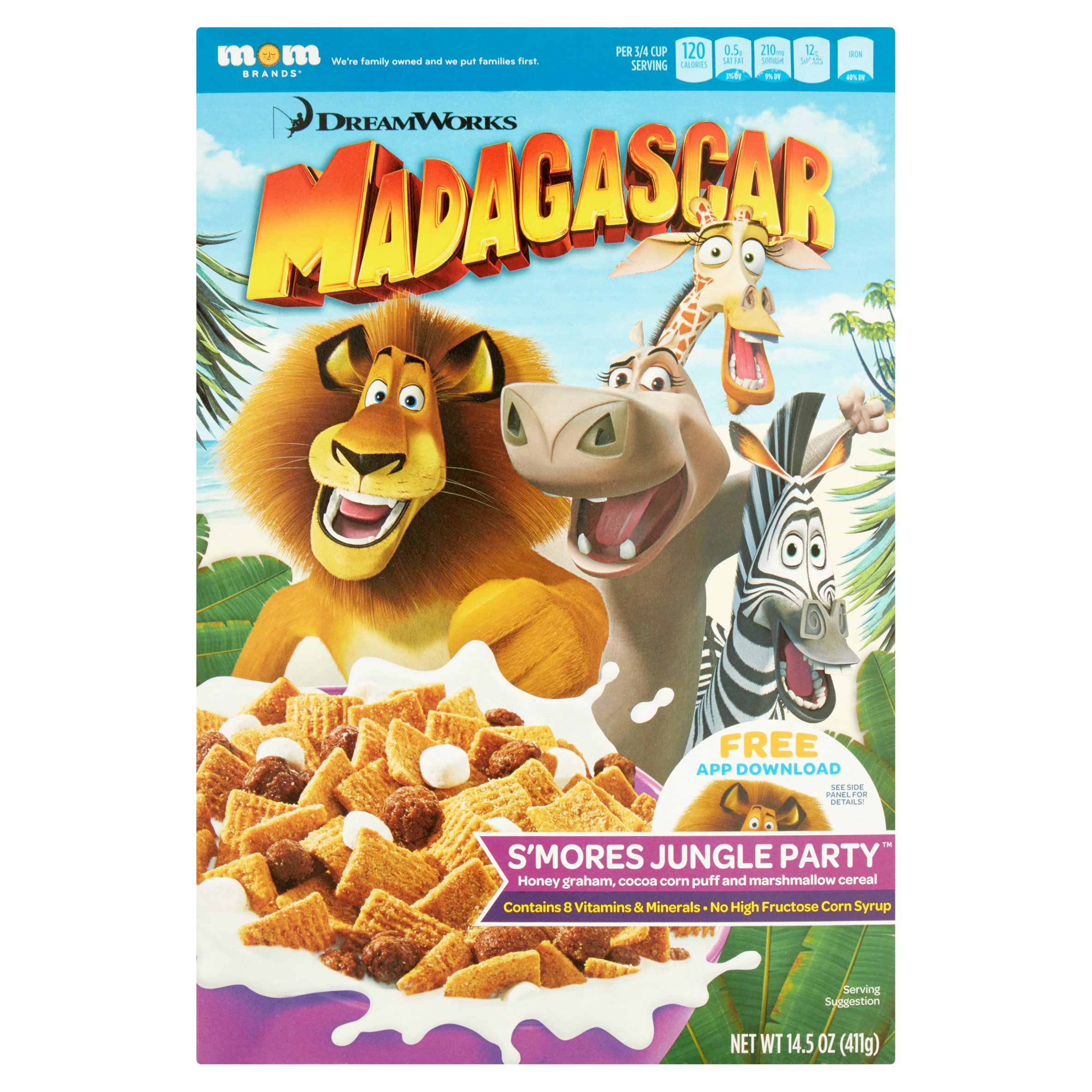 [Review] Post Honey Maid S'mores Cereal