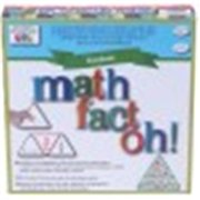 Learning Advantage CTU2171 Math-Fact-Oh Fractions Cards
