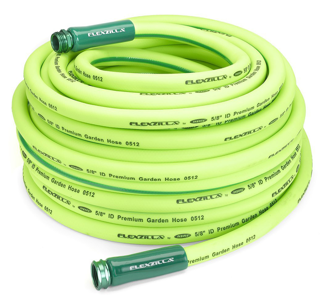 Flexzilla® Drinking Water Safe Garden Hose With Extreme All Weather  Flexibility