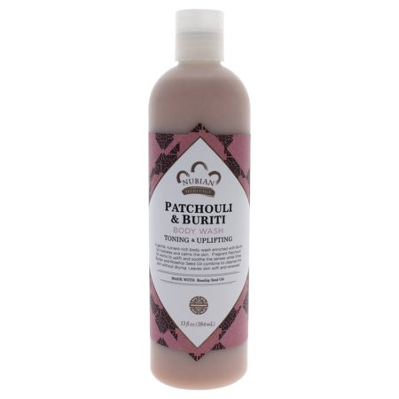 White Patchouli Body - Patchouli & Buriti Body Wash