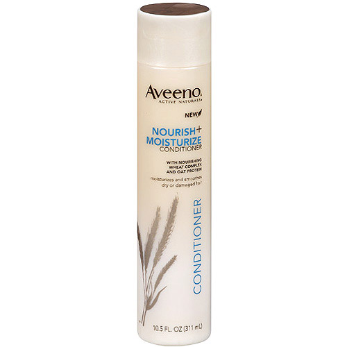Aveeno Active Naturals Nourish + Moisturize Conditioner, 10.5 fl oz