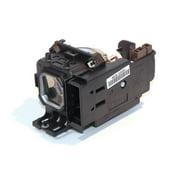 Projector Lamp Replaces NEC VT85LP