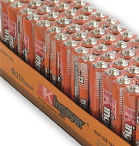 100 Pack AAA Batteries Extra Heavy Duty 1.5v Wholesale Lot New Fresh