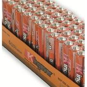 100 Pack AAA Batteries Extra Heavy Duty 1.5v Wholesale Lot New Fresh
