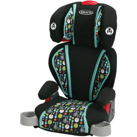 graco highback turbobooster booster car seat miami. Black Bedroom Furniture Sets. Home Design Ideas