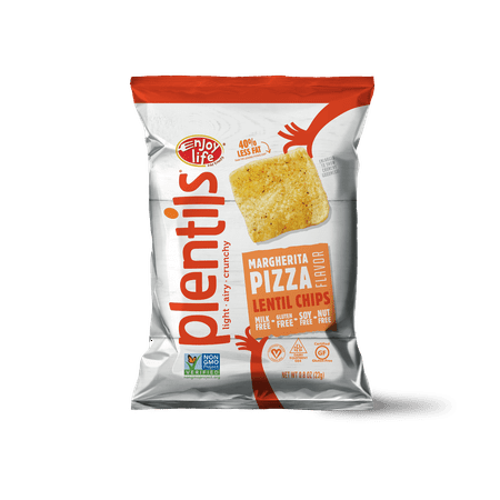 Enjoy Life Vegan Margherita Pizza Lentil Chips