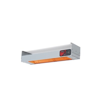 "Nemco 6151-60 60"" Infrared Strip Heater with Infinite Controls - 120V"