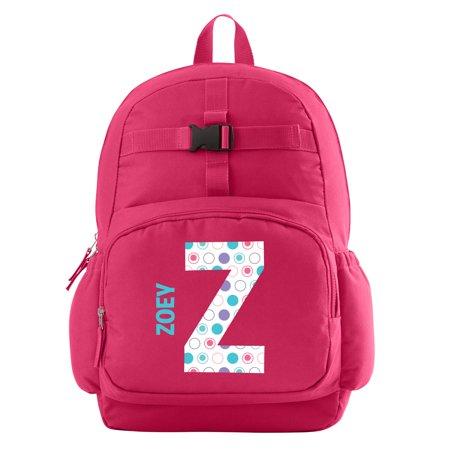 fb3c899cb3 ONLINE - Personalized Pretty Pattern Backpack - Pink - Walmart.com