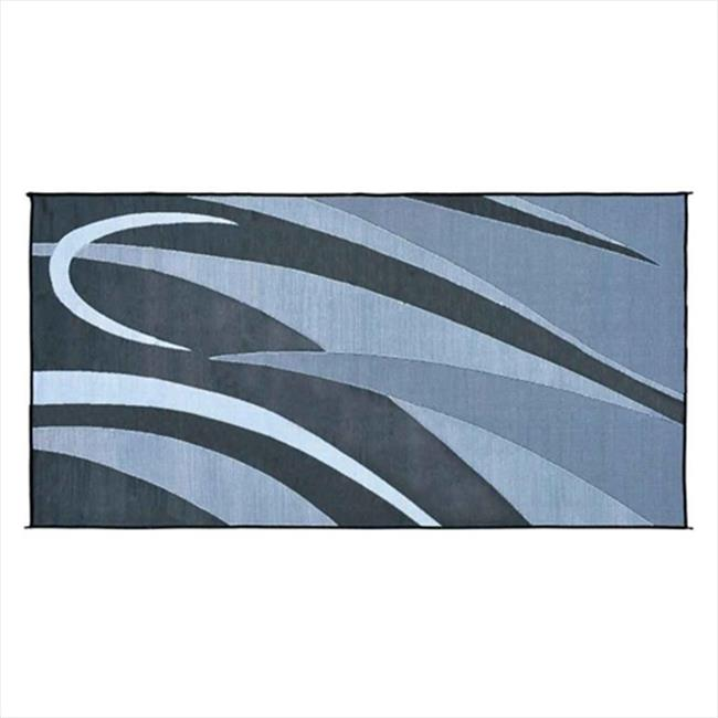 MINGS MARK GB3 Graphic Mat 8x16 Black, Silver