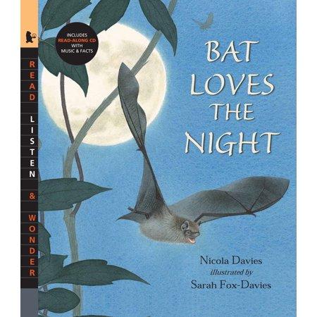 Bat Loves the Night with Audio : Read, Listen, &