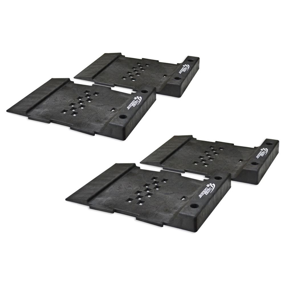Race Ramps Pro-Stop Parking Guide, 4-Pack