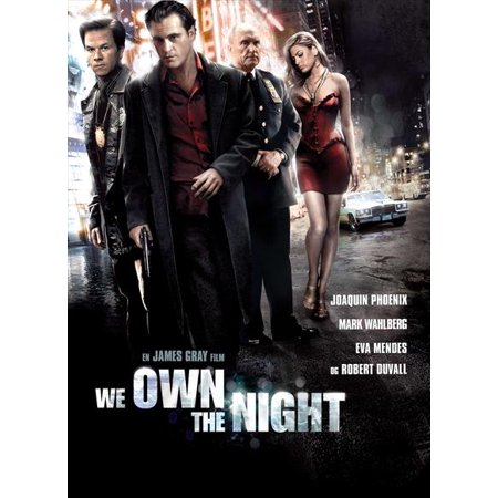 We Own The Night Poster Movie C Mini Promo