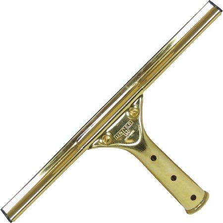 Master Brass Squeegee - Unger 12