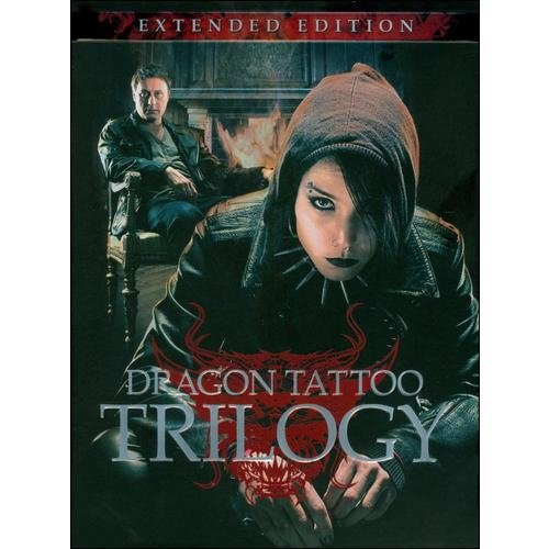 The Dragon Tattoo Trilogy: Extended Edition (Swedish)