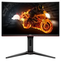 "AOC 27"" Curved Gaming Monitor, Black"