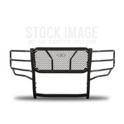 Steelcraft 50-0420 HD Grille Guards; Black;