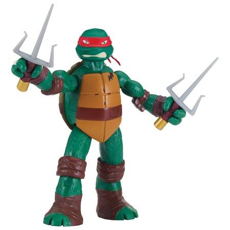 Teenage Mutant Ninja Turtles Giant Talking Raphael Figure