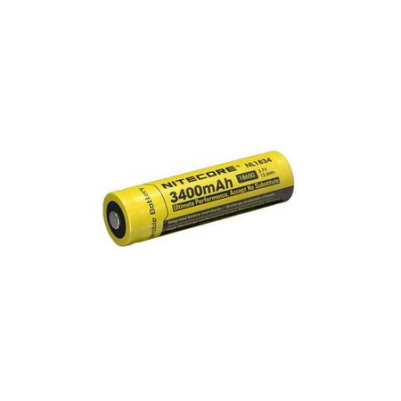 Rechargable 18650 Battery (Rechargable Infolithium Battery)