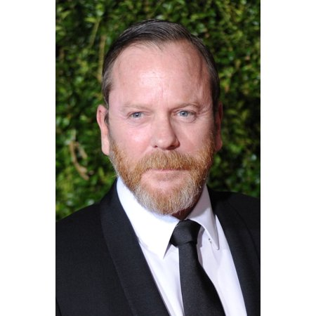 Kiefer Sutherland At Arrivals For The 69Th Annual Tony Awards 2015 - Part 2 Radio City Music Hall New York Ny June 7 2015 Photo By Kristin CallahanEverett Collection Photo Print