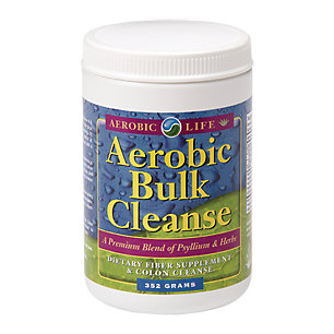 Aerobic Life ABC Aerobic Bulk Colon Cleanse Powder, 352 Grams