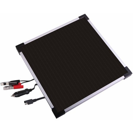 12-Volt Solar Trickle Charger (Coleman 6w 12 Volt Solar Battery Trickle Charger)