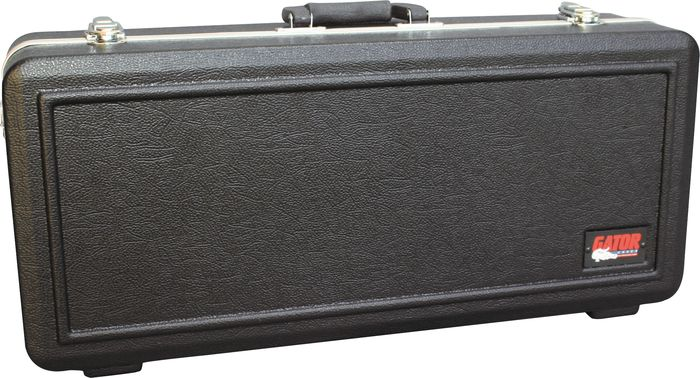 Gator Cases Molded Band and Orchestra Rectangular Alto Sax Case by Gator