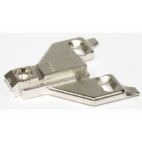 Blum 175L6600.22 CLIP Top Face Frame Adapter Plate With Off-Center Mounting and