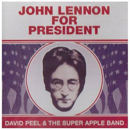 John Lennon for President - 5095 Performance Resin