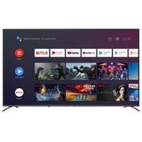 Deals on Sceptre 65-in Class Android Smart 4K LED TV w/Google Assistant