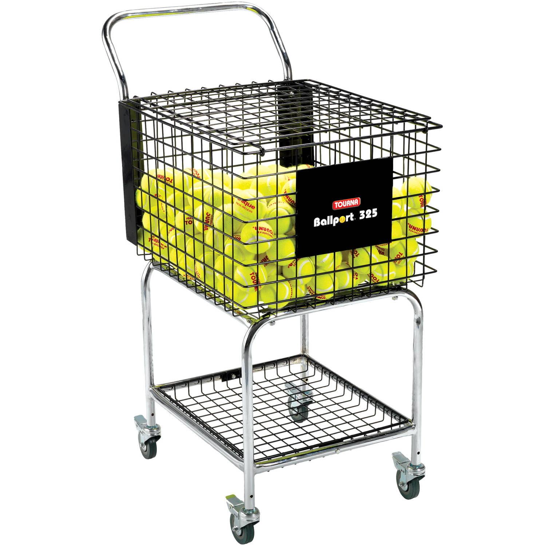Tourna Ballport 325 Teaching Cart For Tennis by