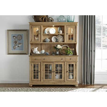 Liberty Furniture Industries Harbor View Buffet With Optional Hutch
