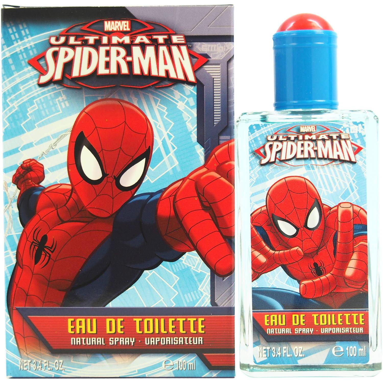Marvel Ultimate Spider Man for Kids, EDT Spray, 3.4 oz K-4252