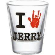 Jerry Garcia - Shot Glass