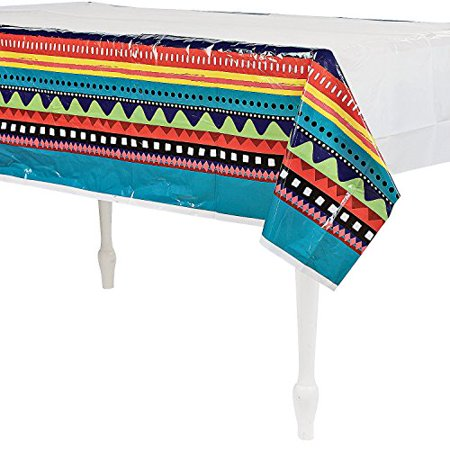 FIESTA TABLE COVER, 54W