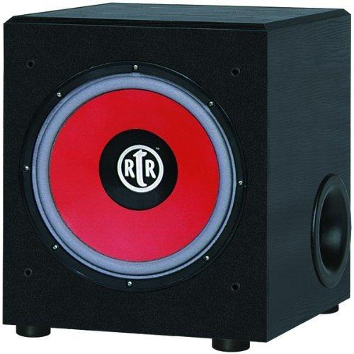 Bic Eviction Rtr-ev1200 Subwoofer System - Black 200 Hz - 150 W Rms - 475 W (rtrev1200)