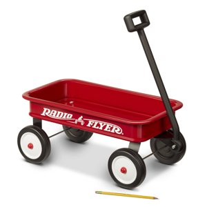 Radio Flyer My 1st Toy Wagon