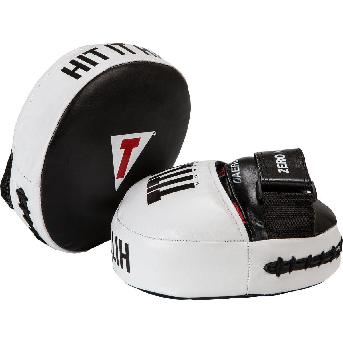 TITLE Boxing Zero Impact Punch Mitts by