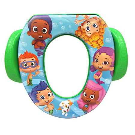 Terrific Nickelodeons Bubble Guppies Potty Seat Fits Regular Elongated Toilet Seats Spiritservingveterans Wood Chair Design Ideas Spiritservingveteransorg