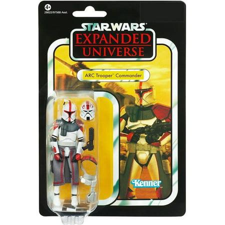 Star Wars Vintage Collection 2011 ARC Trooper Commander Action Figure
