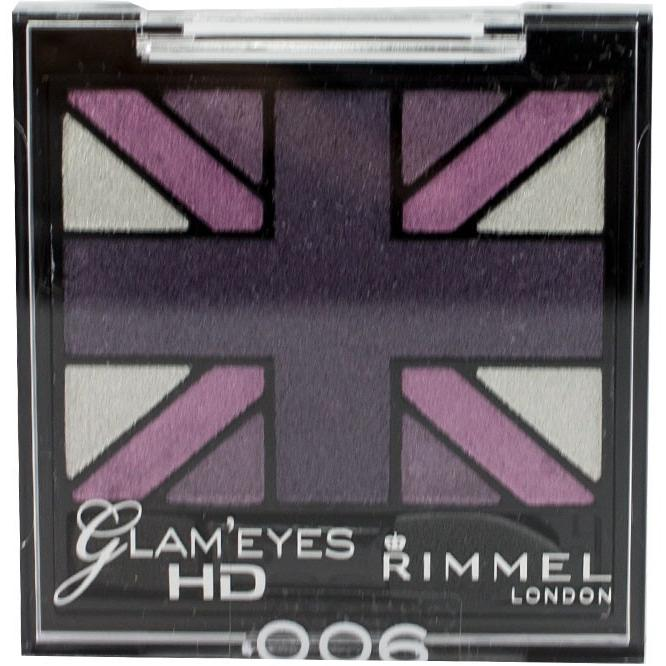 Coty Rimmel Glam'Eyes HD Eye Shadow, 0.088 oz