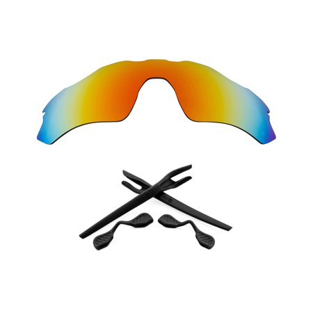 c4be66221e Radar EV Path Polarized Lenses   Accessories Kit Red   Black by SEEK fits  OAKLEY - Walmart.com