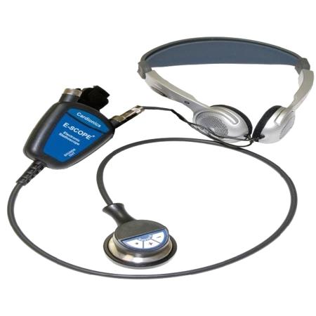 Cardionics E-Scope Electronic Headset Stethoscope