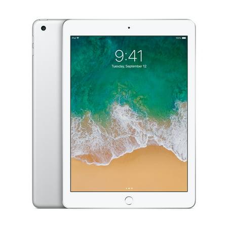 Apple iPad (5th Generation) 32GB Wi-Fi Silver