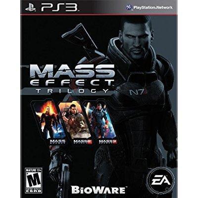 Electronic Arts Mass Effect Trilogy - Playstation 3