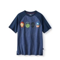 Marvel The Avengers One Mission Short Sleeve Character T-Shirt (Little Boys & Big Boys)